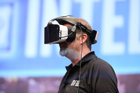 Intel Unveils Project Alloy | Intel Newsroom | 4D Pipeline - trends & breaking news in Visualization, Virtual Reality, Augmented Reality, 3D, Mobile, and CAD. | Scoop.it