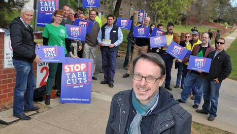 Maguire challenged on TAFE cuts | Learning-Teaching- Ed Tech | Scoop.it