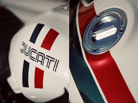 Ducati Monster 900 custom - BikeEXIF | Ductalk Ducati News | Scoop.it