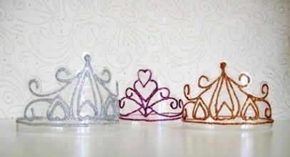 Зимняя корона на Новогодний утренник в детский сад | ars | Scoop.it