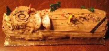 La bûche de Noël, une recette traditionnelle | Spécial Noël | Scoop.it