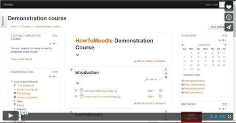 "~5 Minute video explains setting ""Passing Grades"" in Moodle 2.9 from @Howtomoodle 