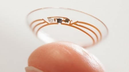 Google announces glucose-monitoring contact lens prototype | Longevity science | Scoop.it