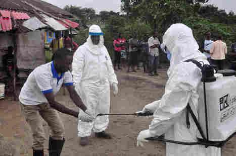 Ebola Returns To Liberia With A Mysterious Case Near Monrovia - NPR | CLOVER ENTERPRISES ''THE ENTERTAINMENT OF CHOICE'' | Scoop.it