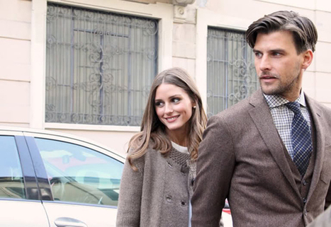 cocorosa: Top 10 Fashion Blogger (Recap) Boyfriends, Couples and ... | Fashion blogger style | Scoop.it