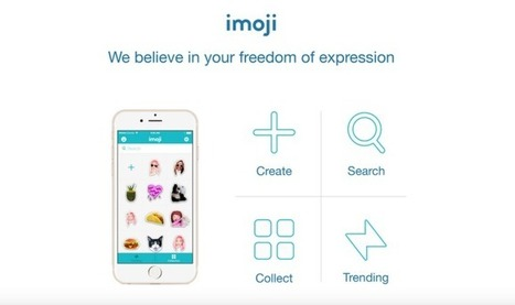 Imoji Launches An SDK To Put Millions Of Custom Emoji In All Your Apps | Next Generation | Scoop.it