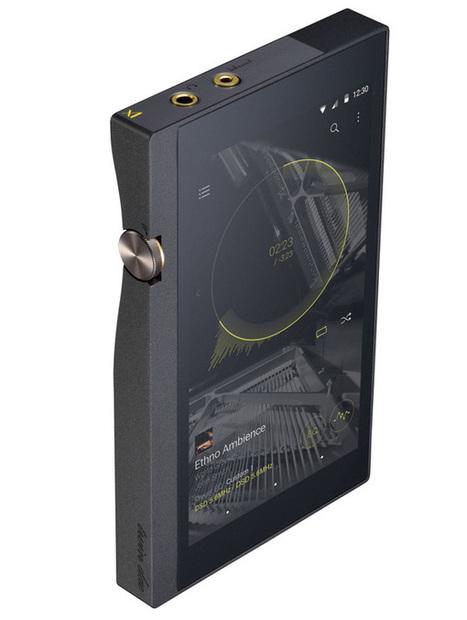 Onkyo DP-X1 : baladeur Hi-Res/DSD connecté au look asymétrique et à la sortie symétrique audiophile | ON-TopAudio | Scoop.it