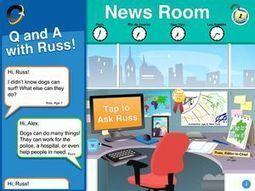 App News: News-o-Matic a Top Newspaper iPad Apps for Kids 7 to 10! | Google@walnut | Scoop.it