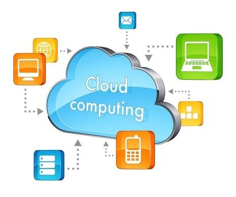 L'informatique autrement avec le Cloud Computing - pix-geeks.com | Le cloud computing et le Saas | Scoop.it