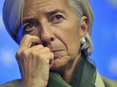 French authorities raid IMF chief Christine Lagarde's home in 'embezzlement' probe | The Indigenous Uprising of the British Isles | Scoop.it