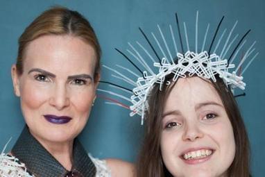 Namur: Chloé Henris, une étudiante en stylisme à HELMo Mode de 22 ans, a tapé dans l'œil de Dior | Haute Ecole HELMo | Scoop.it