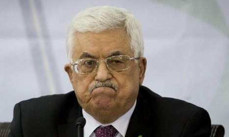 PLO leadership votes to suspend security cooperation with Israel | Upsetment | Scoop.it
