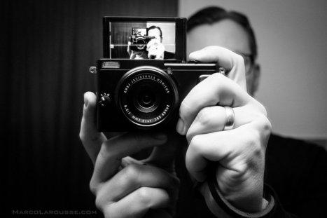 Photofocus Podcast April 28, 2016 — Mirrorless with Scott Bourne & Marco Larousse | Fujifilm X Series APS C sensor camera | Scoop.it