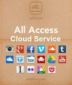 All in One Access Multiple Cloud Storage Services in One Dashboard | Main Topics | Scoop.it