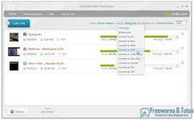 Freemake Video Downloader : un logiciel gratuit pour télécharger les vidéos du web (MAJ) | Geeks | Scoop.it