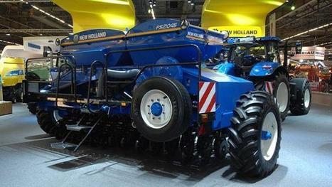 Collaboration Semeato - New Holland - Le plan d'action se précise | Agriculture de Précision | Scoop.it