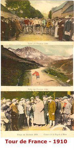 Le Blogue antiquités: Antique et mythique Tour de France | GenealoNet | Scoop.it