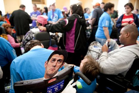 Medicaid Cuts Ryan Doesn't Tout Would Cut Aid to Seniors | Medicaid and Children's Health | Scoop.it