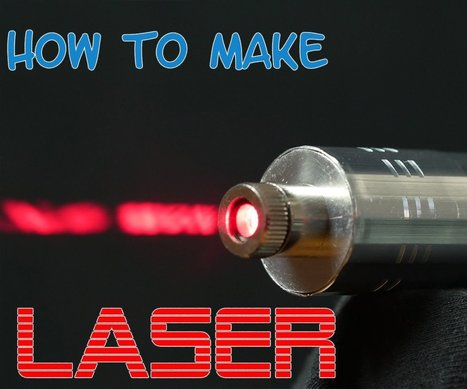 Powerful burning Laser | Open Source Hardware News | Scoop.it