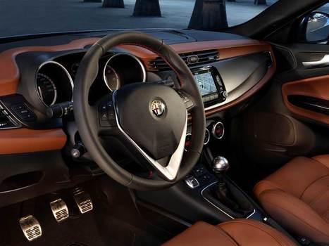 Alfa Romeo é o foco da Fiat após fusão com Chrysler ... - Car.blog.br   Teste 02   Scoop.it