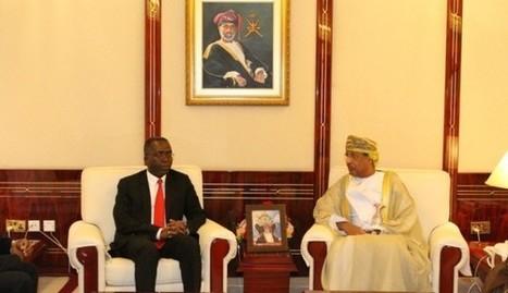 Matata Ponyo Mapon à Mascate (Sultanat d'Oman) : reconnaissance mondiale des innovations du Gouvernement congolais dans l'amélioration du système éducatif nationa | CONGOPOSITIF | Scoop.it