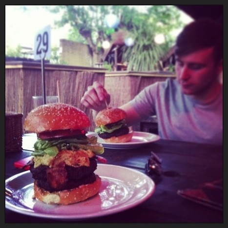 Get your baps out for the lads! #burger #grandunion #grandunionbrixton #beef #lads #pub #baps #buns #tastecard #instafood | Grand Union | Scoop.it