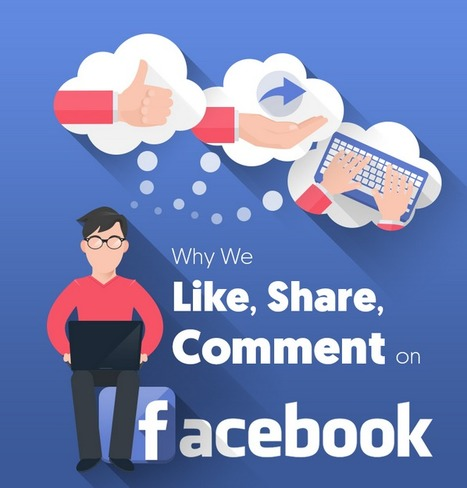 Why We Like, Comment, and Share on Facebook | Facebook for Business Marketing | Scoop.it