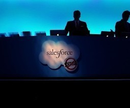Salesforce launches $6.6M initiative dedicated to European startups that develop on its platform | Startups Ecosystem | Scoop.it