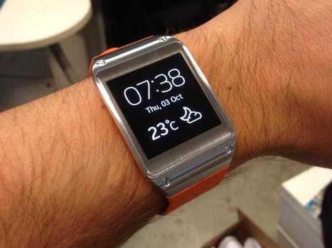 Samsung's Galaxy Gear Smart Watch Reviews - Business Insider | New Gadgets | Scoop.it