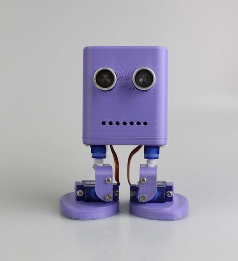 3D Printed Robots You Can Print, Build or Buy | All3DP | FabLab - DIY - 3D printing- Maker | Scoop.it