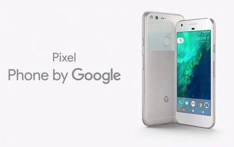 Google Pixel officiel : caractéristiques techniques, prix et date de sortie - Tablette-Tactile.net   informatique, Linux, Android et un peu de culture générale   Scoop.it