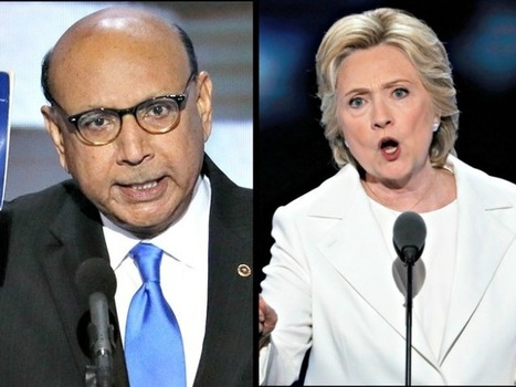 Khizr Khan Attack on Donald Trump Goes Down in Flames | Saif al Islam | Scoop.it