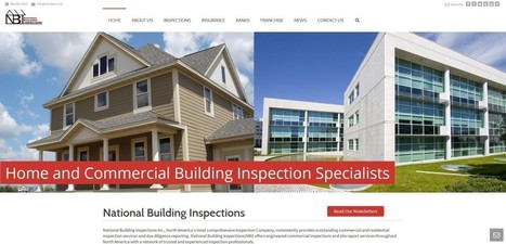 National Building Inspections | Osciee Designs | Web Design and Marketing | Scoop.it