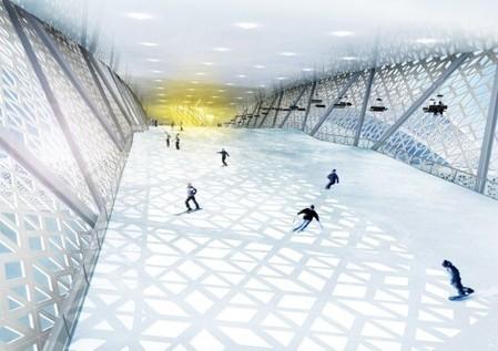 World's largest indoor ski park planned for Denmark | Ski+mal Ski and Farming Resort | Scoop.it