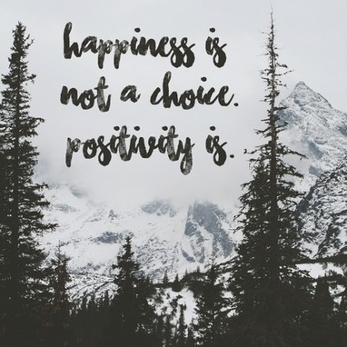 happy is not a choice: the difference between happiness + positivity | All About Coaching | Scoop.it