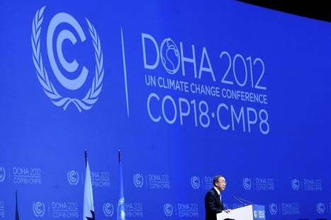 Environnement : la conférence de Doha accouche d'un accord a minima | Génération en action | Scoop.it