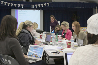 """Teachers Learn to Show, Rather Than Tell - Laguna Beach Independent Newspaper, The """"Indy"""" - Laguna Beach News 