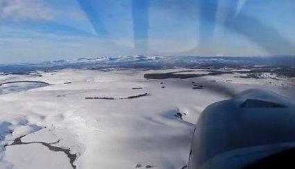 Vidéo : C'est beau l'Aubrac vu du ciel ! | L'info tourisme en Aveyron | Scoop.it
