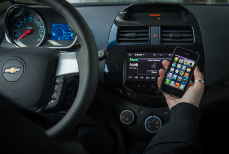 Apple's Siri assistant coming to 2 Chevy cars in 2013 | Radio Futures | Scoop.it