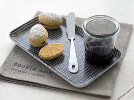 lemonpi » Finnish Teaspoon Cookies (Lusikkaleivät) | Finland | Scoop.it