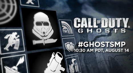 Call of Duty Ghosts Perks and Create Class Teaser Pic - Call of Duty Ghosts Elite | Deportes Electrónicos | Scoop.it