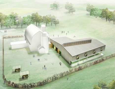 Artisan Barn Addition | Hutchison & Maul Architecture | sustainable architecture | Scoop.it