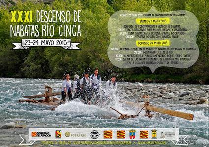 Descente du rio Cinca en radeau le 24 mai | Vallée d'Aure - Pyrénées | Scoop.it