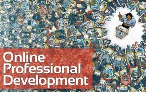 9 Places To Find Great Online Professional Development | ELT Teacher Development | Scoop.it