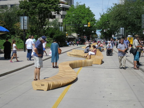 Transformer le stationnement, jouer avec les mots et réinventer l'espace public   Arts et Espaces publics   Scoop.it