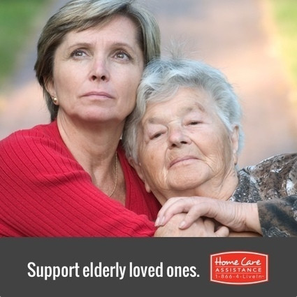 Stages of Grief Following a Chronic Diagnosis | Home Care Assistance of Oklahoma | Scoop.it