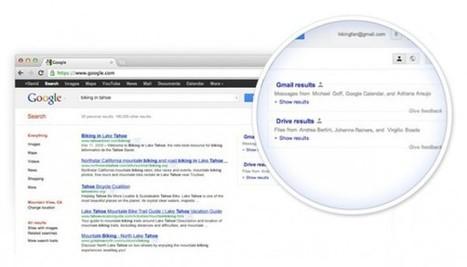 Gmail integra resultados de Drive, Calendar y otros dentro de su búsqueda | Google tresnak | Scoop.it