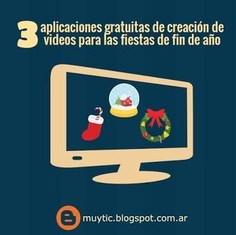 Crea tu mejor video para Navidad con estas 3 herramientas gratuitas | TIC para la educación | EduHerramientas 2.0 | Scoop.it