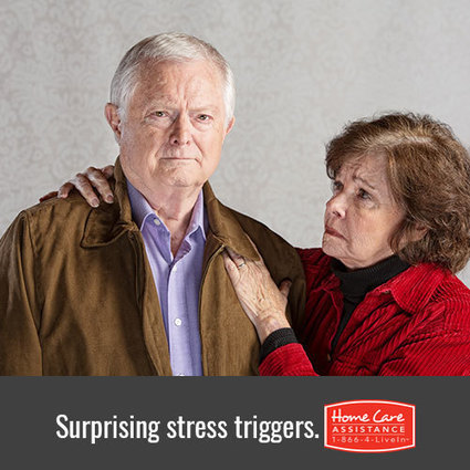 Surprising Sources of Elderly Stress | Home Care Assistance Vancouver | Scoop.it
