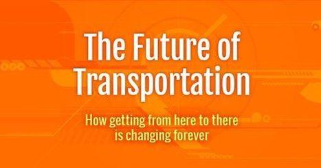 The Future of Transportation | Pedestrianism | Scoop.it